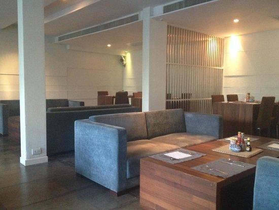 Luxx XL: Milk- the hotel's restaurant