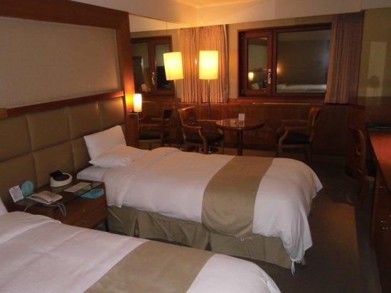 Pacific Hotel: パシフィックホテルの客室です