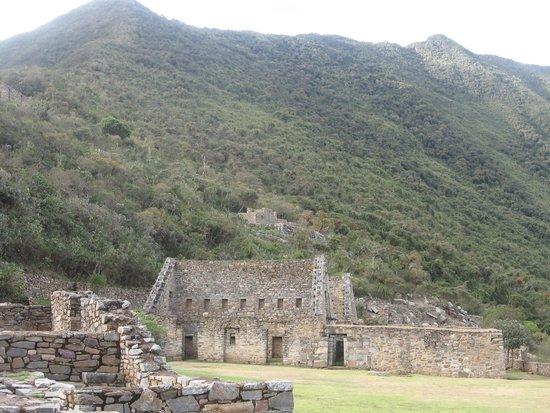 Camino Inca: Choquequirao