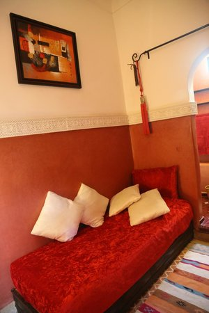 Riad Andalla : Junior Suite