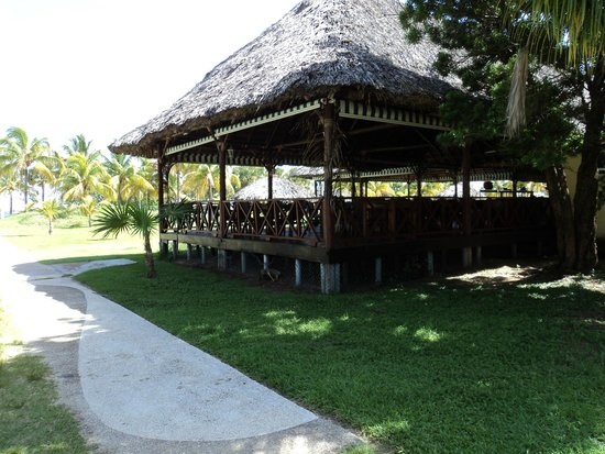 Be Live Experience Varadero : snack bar by the beach good pizza!