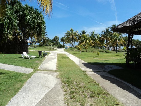 Be Live Experience Varadero : walkway by the villas