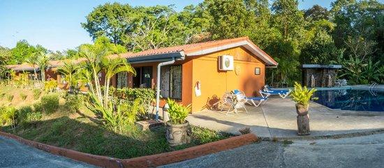 Pacific Paradise Resort: otra fila de suites