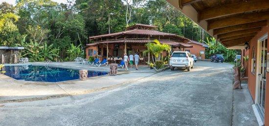 Pacific Paradise Resort: comedor