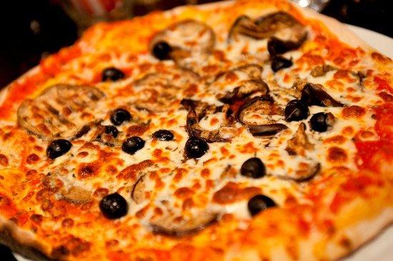 La Calabrese : Pizza calabrese...