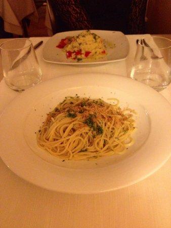 Dioniso: Alcuni piatti D