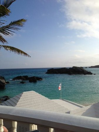 Fairmont Southampton: View from the Ocean Club
