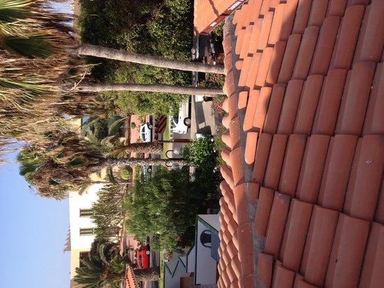 Apartmentos Puerto Caleta : Barcelo opposite
