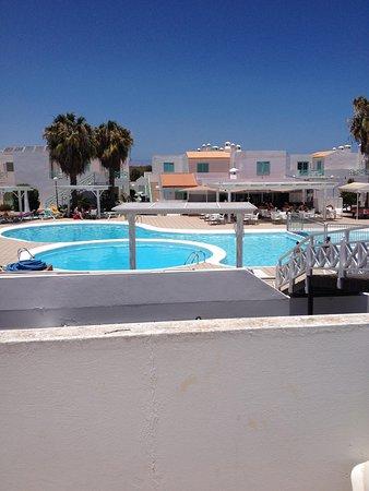 Puerto Caleta : La Tahona Pool