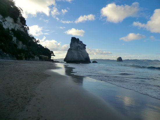 Cathedral Cove Walk: Plage dans le film Narnia