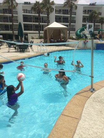 Port Royal Ocean Resort & Conference Center: Volleyball Game