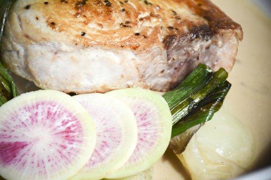 Amen Street Fish & Raw Bar : Fresh Fish Speial - Seared