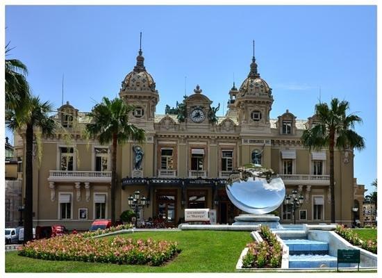 Liven Up Tours : monte-Carlo casino
