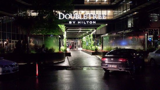 DoubleTree by Hilton Istanbul - Moda: Eingang
