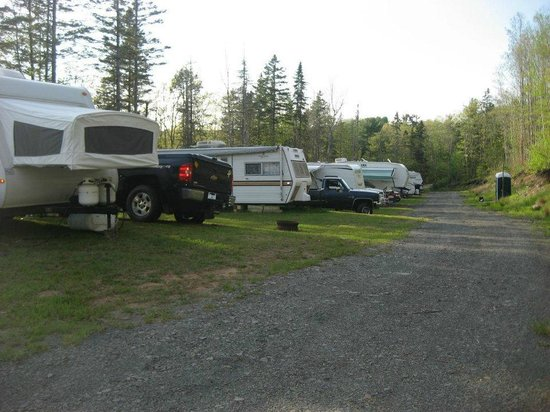 Lahave River Campground : New Hill