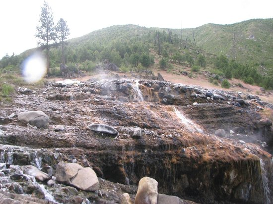 Payette River Company Day Trips: Hot springs