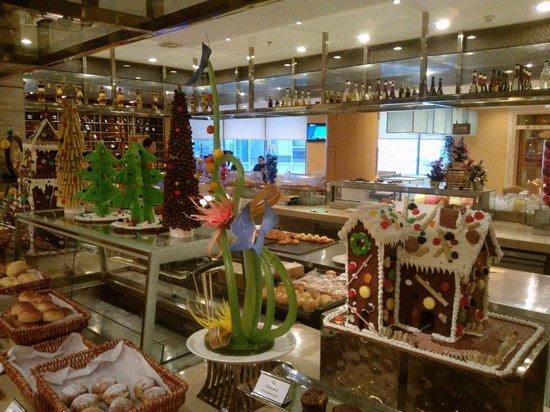 Dorsett Grand Chengdu : BREAKFAST