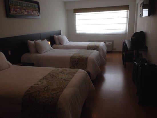 Hotel Britania Miraflores : Triple