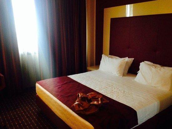 Grand Hotel Mattei: Camera