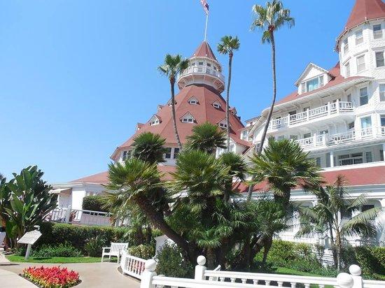 Crown Room at Hotel Del Coronado: Hotel del Coronado