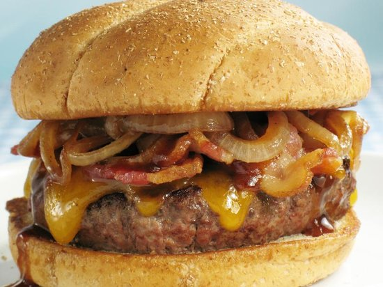 """L T Evans Eatery & Drafthouse: Check out our """"burger of the week"""""""