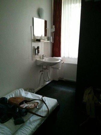 Centro Hotel Boutique 020: Kleines singleroom