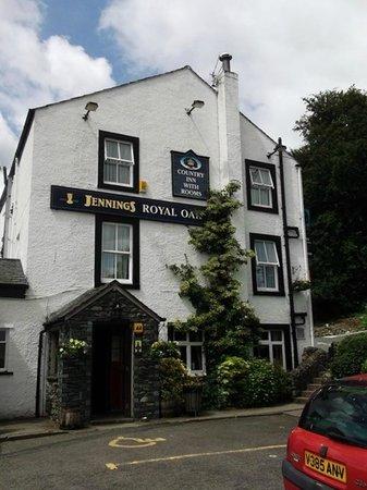 The Royal Oak Braithwaite Restaurant: The Royal Oak