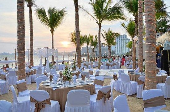 Copacabana Beach Hotel: Banquetes