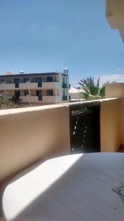 Apartamentos El Trébol : view from apartment 256