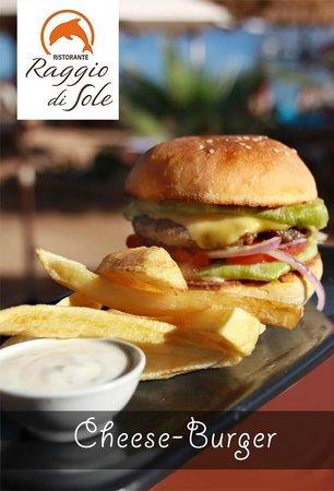 Sharks Bay Raggio di Sole : Cheeseburger