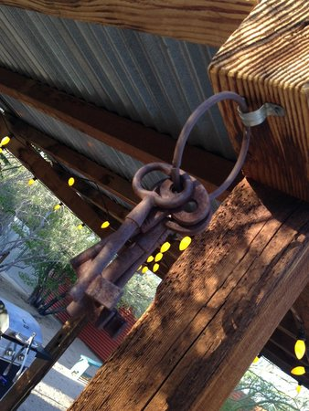 Spin and Margie's Desert Hideaway: Decorations