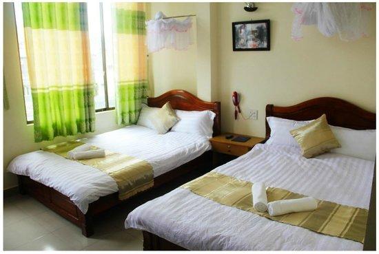 Dalat Xua va Nay Hotel: Phòng đôi 4 khách