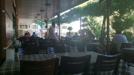 Bulbul Restaurant: İşte mekan