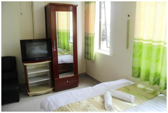 Dalat Xua va Nay Hotel: Nội thất phòng