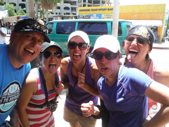A-maze-in Cabo Race: Eating Challenge FUN and SHENANIGANS!!
