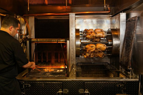 Rotisserie Picture Of Stars Restaurant Rooftop Amp Grill