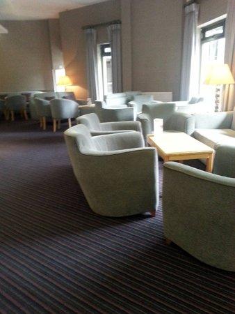 Rosspark Hotel: Lounge area