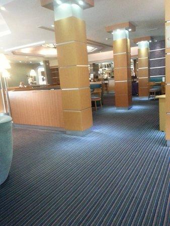 Rosspark Hotel: Bar
