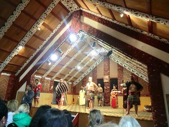 Te Puia: Spectacle Maori