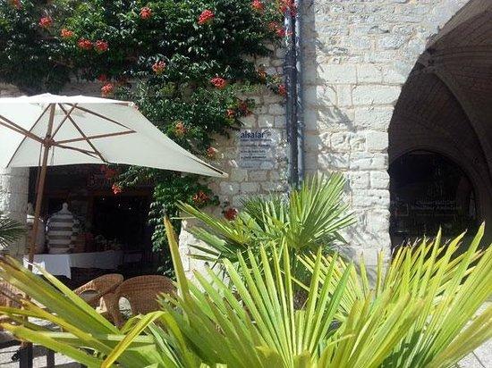 Alsafar bar à jus : Alsafar - Terrasse 2