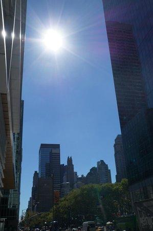 Holiday Inn Express Manhattan Midtown West: Soleil