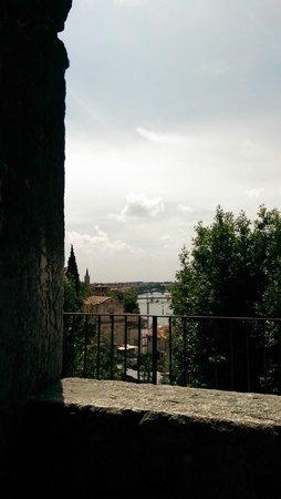 Teatro Romano: The top view is breathtaking