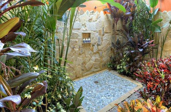 Nayara Springs: Outdoor Shower