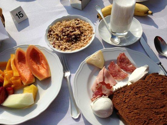 Belmond Hotel Cipriani: breakfast