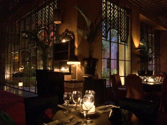 Palais Jad Mahal: Restaurant