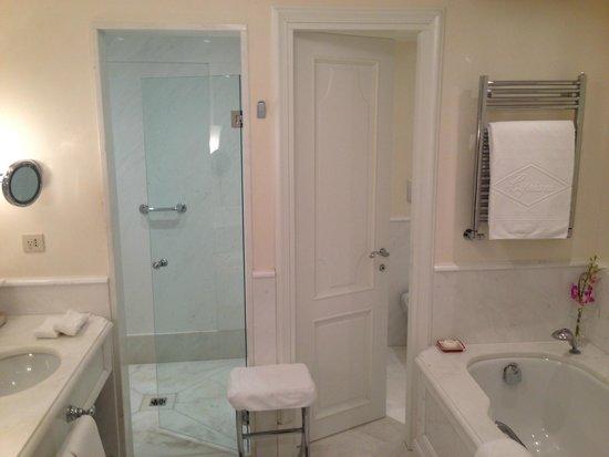Belmond Hotel Cipriani: bathroom