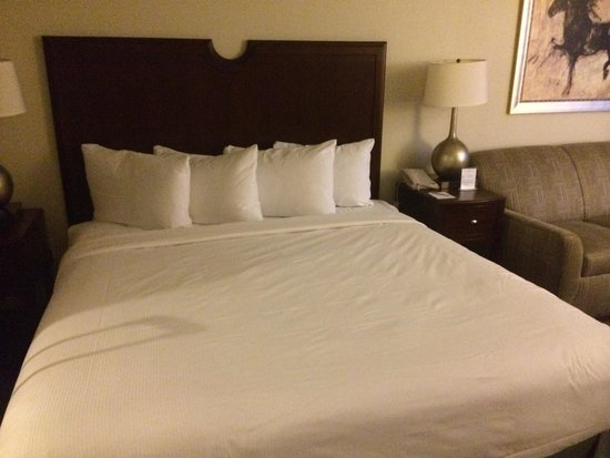 Hilton Grand Vacations on Paradise (Convention Center): Studio bedroom