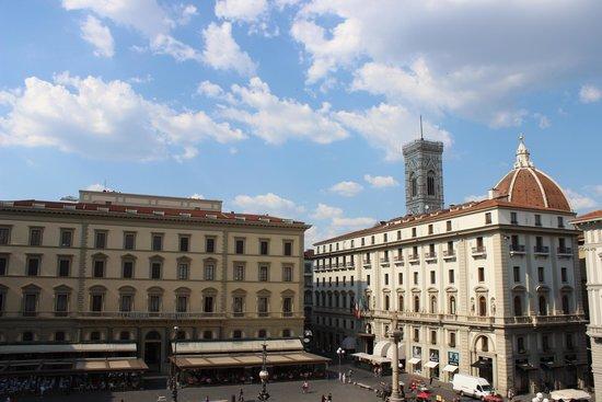 B&B La Dimora degli Angeli : View from the room!