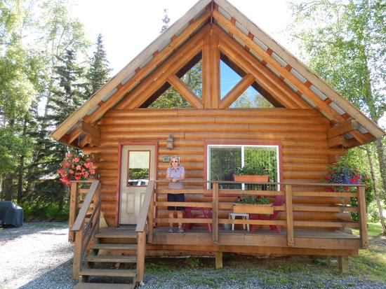Hatcher Pass Bed & Breakfast: Our Cabin