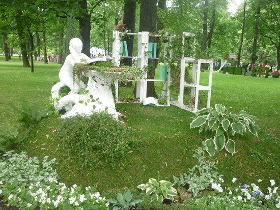 Michael Garden (Mikhaylovskiy Sad): Михайловский сад